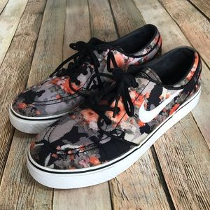 Nike SB ZOOM AIR Stefan Janoksi Digi Floral Shoes